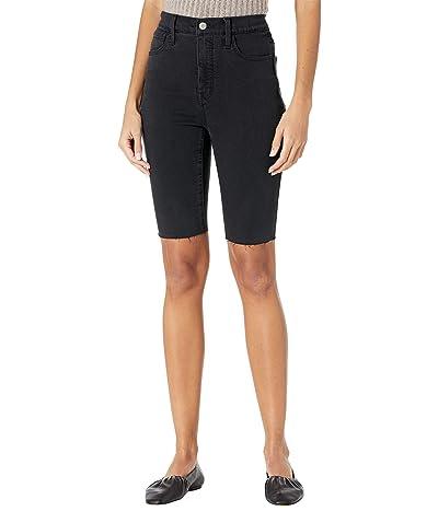 Madewell Roadtripper Biker Shorts in Lunar Wash Women