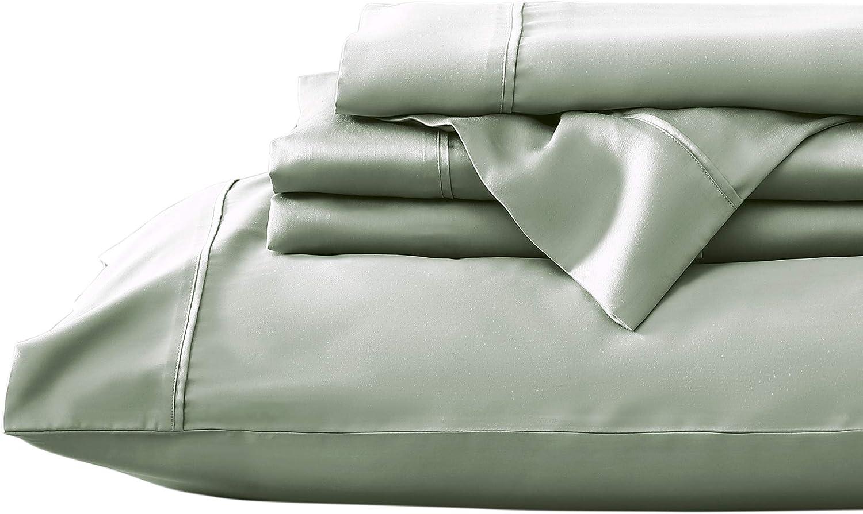 絶品 Valeron 再再販 100% Tencel Modal Soft Breatha Sateen Woven-Luxuriously