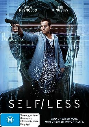 SELFLESS DVD