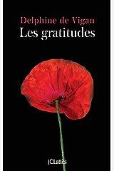 Les gratitudes (Littérature française) Format Kindle