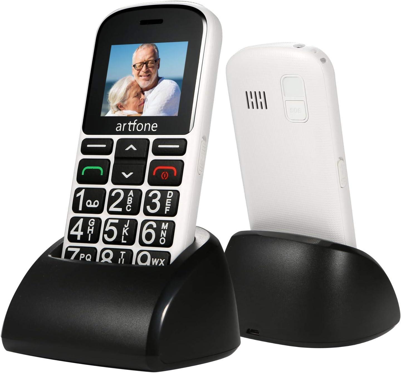 Téléphone portable senior Easyphone A321