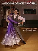 Wedding Dance Tutorial Lesson