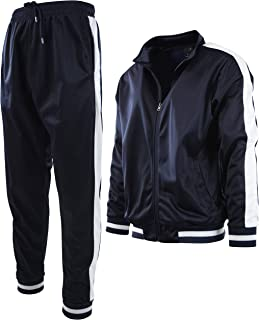 Best 2 piece tracksuit mens Reviews