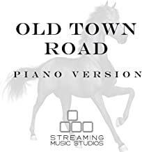 Old Town Road (Piano Version)