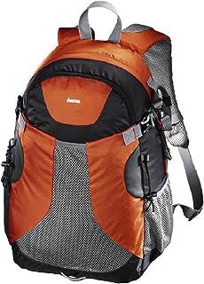 Mochila para cámara DSLR y Equipo de la Marca Hama Naranja/Negro