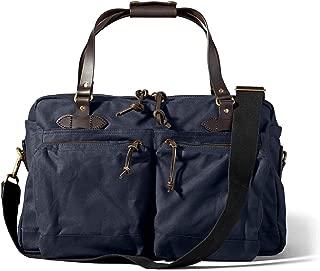 48-Hour Tin Cloth Duffle Bag (Navy)