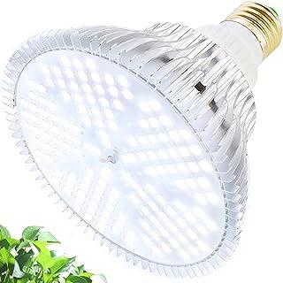 100W Led Grow Light Bulb for Indoor Plants, MILYN Pure White Full Spectrum Grow Lights for Seed Starting, Growing, E26 Gro...