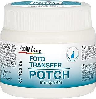 Hobby Line 49951 - Transferidor de imagenes, Transparente, 150 ml