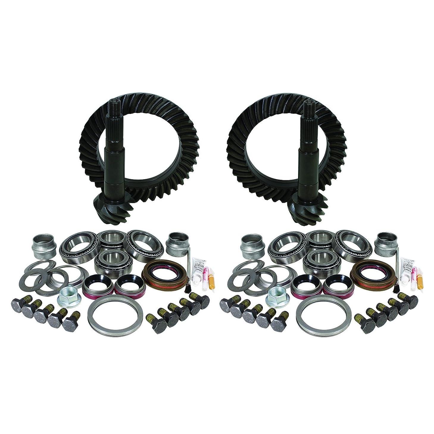 Yukon Gear & Axle (YGK015) Install Kit for Jeep JK Rubicon, 4.88 Ratio)