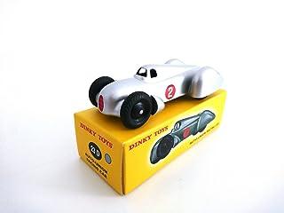 Générique Auto Union Racing Grise - Atlas Dinky Toys - NOREV Collectible Car - 23D