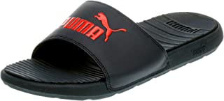 PUMA Men's Popcat Slide Sandal