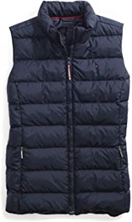 Women's Adaptive Puffer Vest with Magnetic Zipper