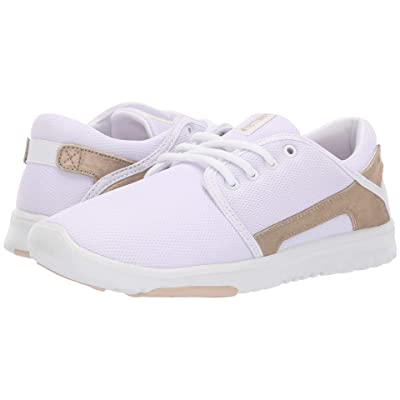 etnies Scout W (White/Gold) Women