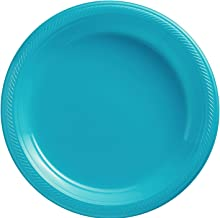 Amscan Caribbean Plastic Plate Party