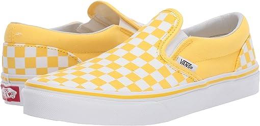 (Checkerboard) Aspen Gold/True White