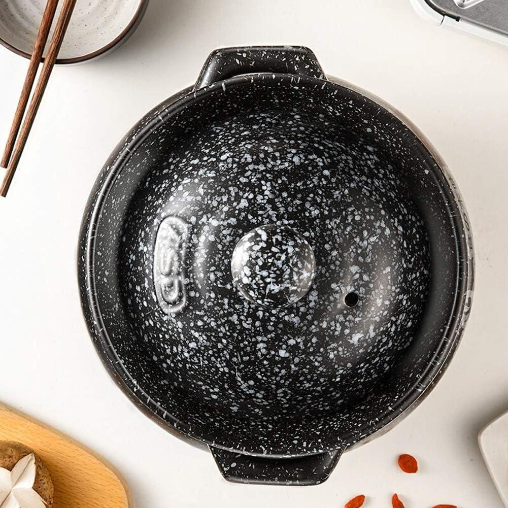 3.5L Maifan Stone Casserole Soup Pot