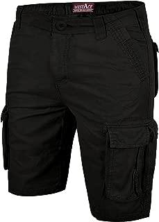 100/% algod/ón WestAce pantalones cortos para hombre de camuflaje