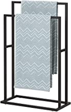 Sealskin Carré Handdoekrek vrijstaand Zwart, 48x78x24 cm