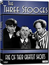 The Three Stooges: Five of Their Greatest Shorts Brideless Groom / Color Craziness / Disorder in the Court / Malice in the Palace / Sing a Song of Six Pants