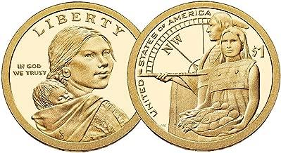 2014 native american dollar