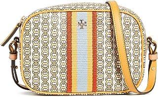 Tory Burch Womens Mini Bag, Daylily Gemini Link - 57743