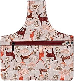 MHXY Stockage de Tricot Sac de Rangement à Tricoter à Tricoter Vide for Crochets Crochets à Tricoter des Aiguilles de Lain...