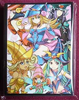 (60) MTG Wow Yugioh TCG Dark Magician Girl Card Sleeves 60pcs 67x92mm