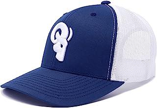 RAM ADVANTAGE Trucker Hat   Mesh Two Tone Snapback Cap Premium Quality Durable Comfortable Fit