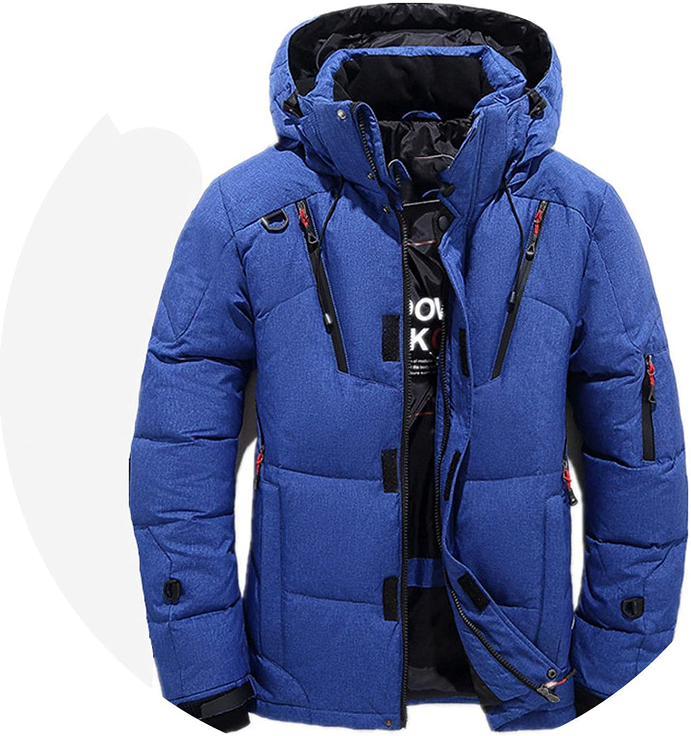 Welcometoo 90% White Duck Thick Down Jacket Snow Parkas Male Warm Clothing Winter Down Jacket Outerwear