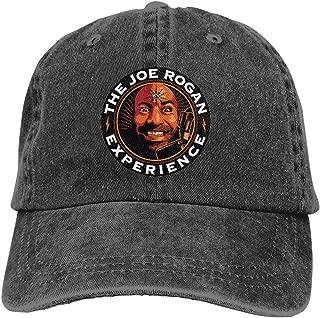 ROBETT The Joe Rogan Experience Solid Unisex Vintage Adult Adjustable Baseball Cap Denim Dad Hat