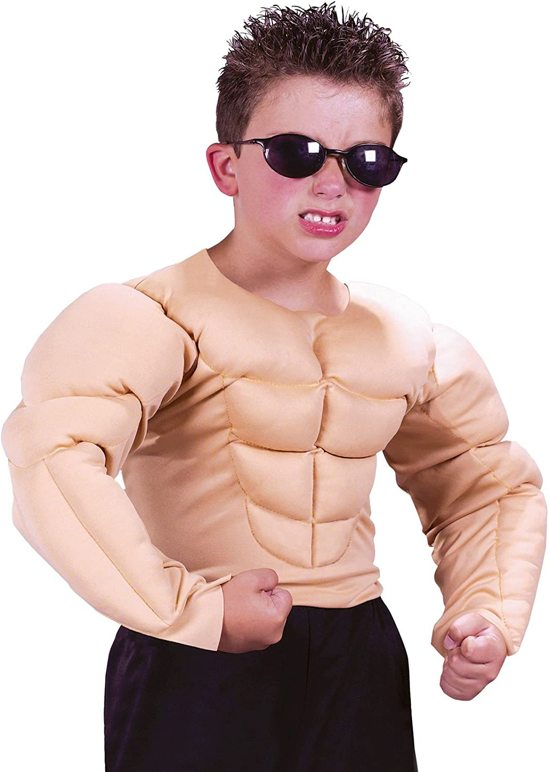 Halloween FX Muscle Shirt Child Medium - New Free Shipping Costume Cheap super special price 8-10