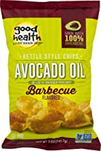 product image for Good Health Avocado Oil Kettle Style Barbecue Chips 5 oz. Bag (3 Bags)