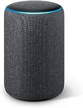 Certified Refurbished Echo Plus (2nd Gen) - Premium sound with built-in smart home hub - Dark Charcoal