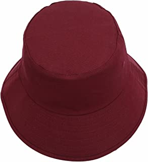 Amazon.com  Reds - Bucket Hats   Hats   Caps  Clothing d6ae98ffeac