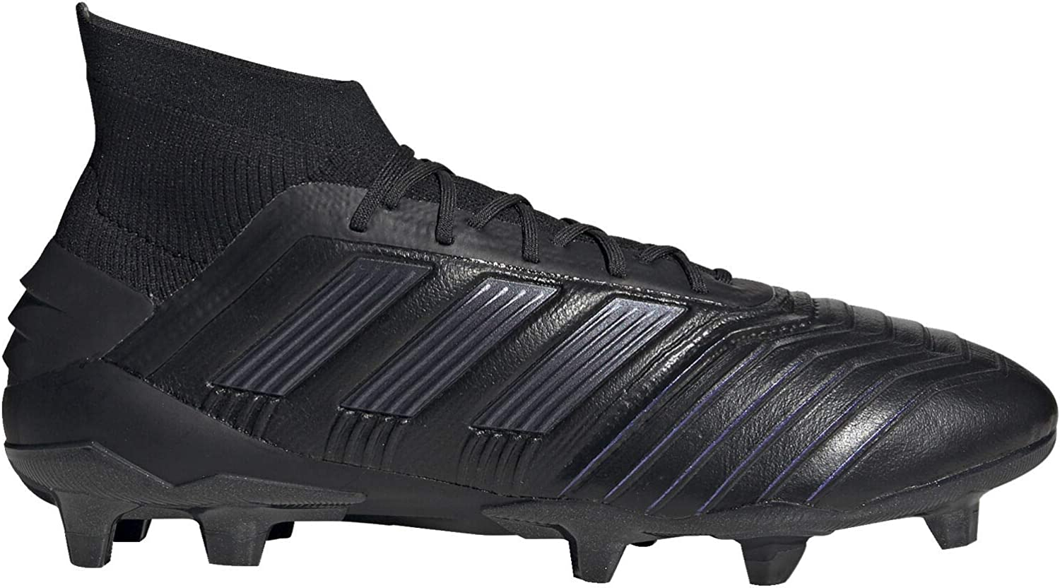 adidas Predator 19.1 Latest online shopping item Firm Cleats Leather Ground Men's
