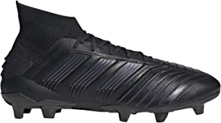 Predator 19.1 Firm Ground Leather Cleats Men's