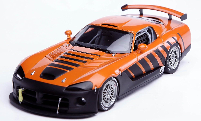Dodge Viper Competition Car 2004, Go Man Go , Auflage 3000 Sück Welt weit. - 1 18