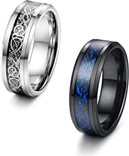 Best blue dragon ring Reviews