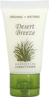 Desert Breeze Conditioner, Travel Size Hotel Toiletries, 1 oz Flip Cap (Case of 300)