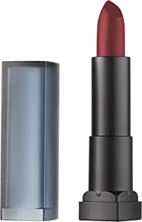 Maybelline Colour Sensational Matte Lipstick - Cruel Ruby 698