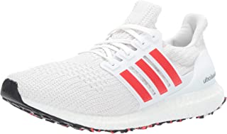 mens ultra boost red