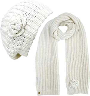 Best women's knitted hats with flower Reviews