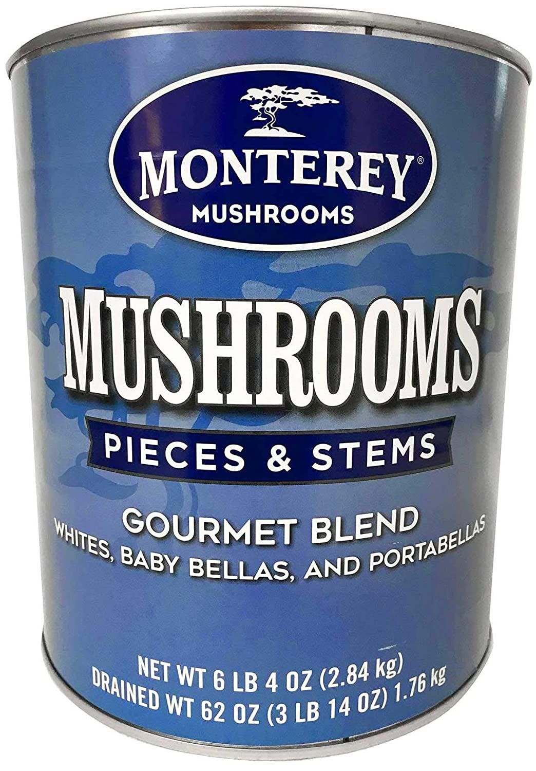 Monterey Gourmet Blend Mushroom Pieces Import and Ounce OFFicial -- 6 Stems 100