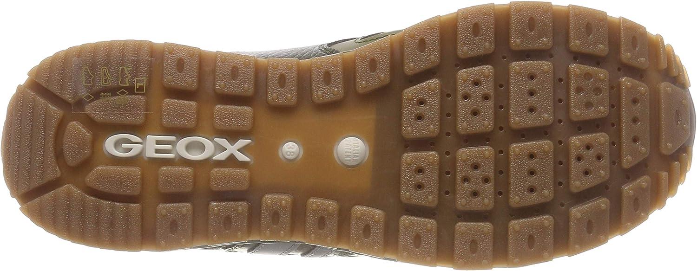Geox Kids Pavel 19 Sport Sneaker
