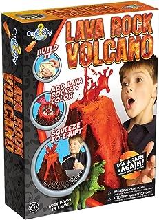 The Orb Factory Curiosity Kits Lava Rock Volcano