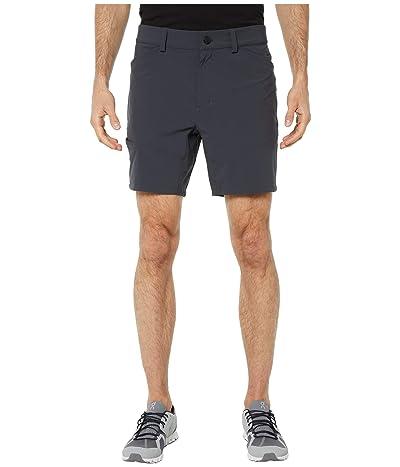 Mountain Hardwear Logan Canyontm Shorts (Dark Storm) Men
