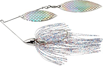 War Eagle - Double Willow Nickel Spinnerbait