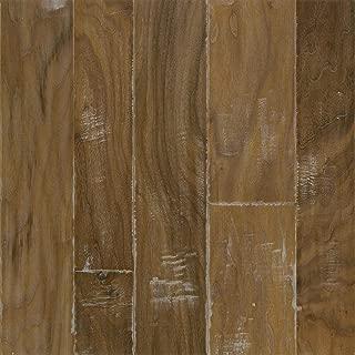 Armstrong Hardwood Floors Artesian Hand-Tooled Walnut 4