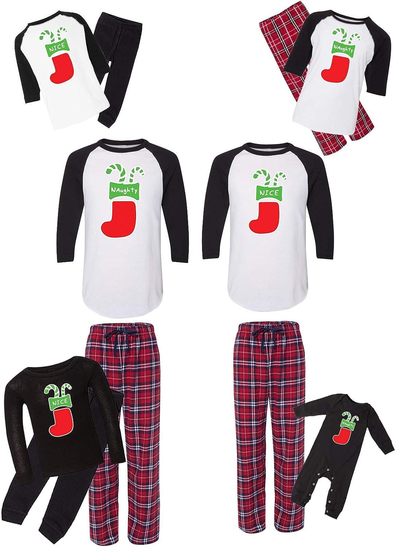Awkward Styles Matching Christmas Pajamas famous Red Naughty Set service Nice S