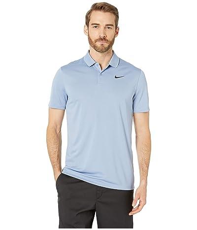 Nike Golf Dry Victory Slim Solid Polo (Indigo Fog/Indigo Fog) Men